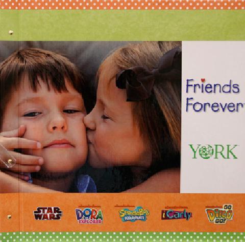 York/Friends forever